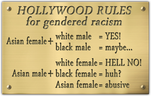 Hollywood rules for gendered racism and white nativism